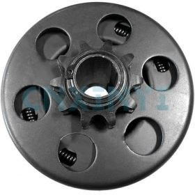 """Clutch 3/4"""" Bore 10 Tooth"""